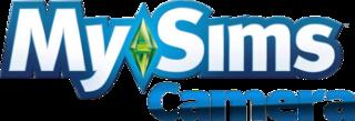 MySims Camera logo