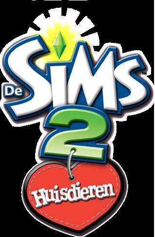 De Sims 2: Huisdieren logo