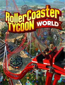 Rollercoaster Tycoon World Box Art Packshot