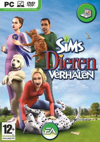 De Sims: Dierenverhalen box art packshot
