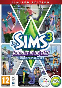 De Sims 3: Vooruit in de Tijd (Limited Edition) packshot box art