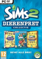 De Sims 2: Dierenpret Collectie box art packshot