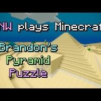 SNW plays Minecraft: Brandon's Pyramid Puzzle